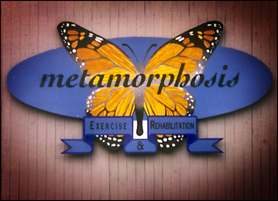 Metamorphosis Rehab Sign