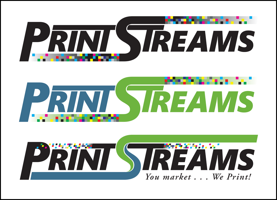 Print Streams Logo