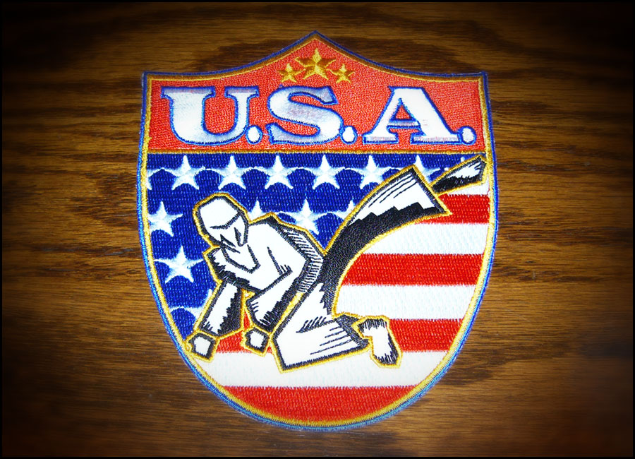 USA Karate Logo